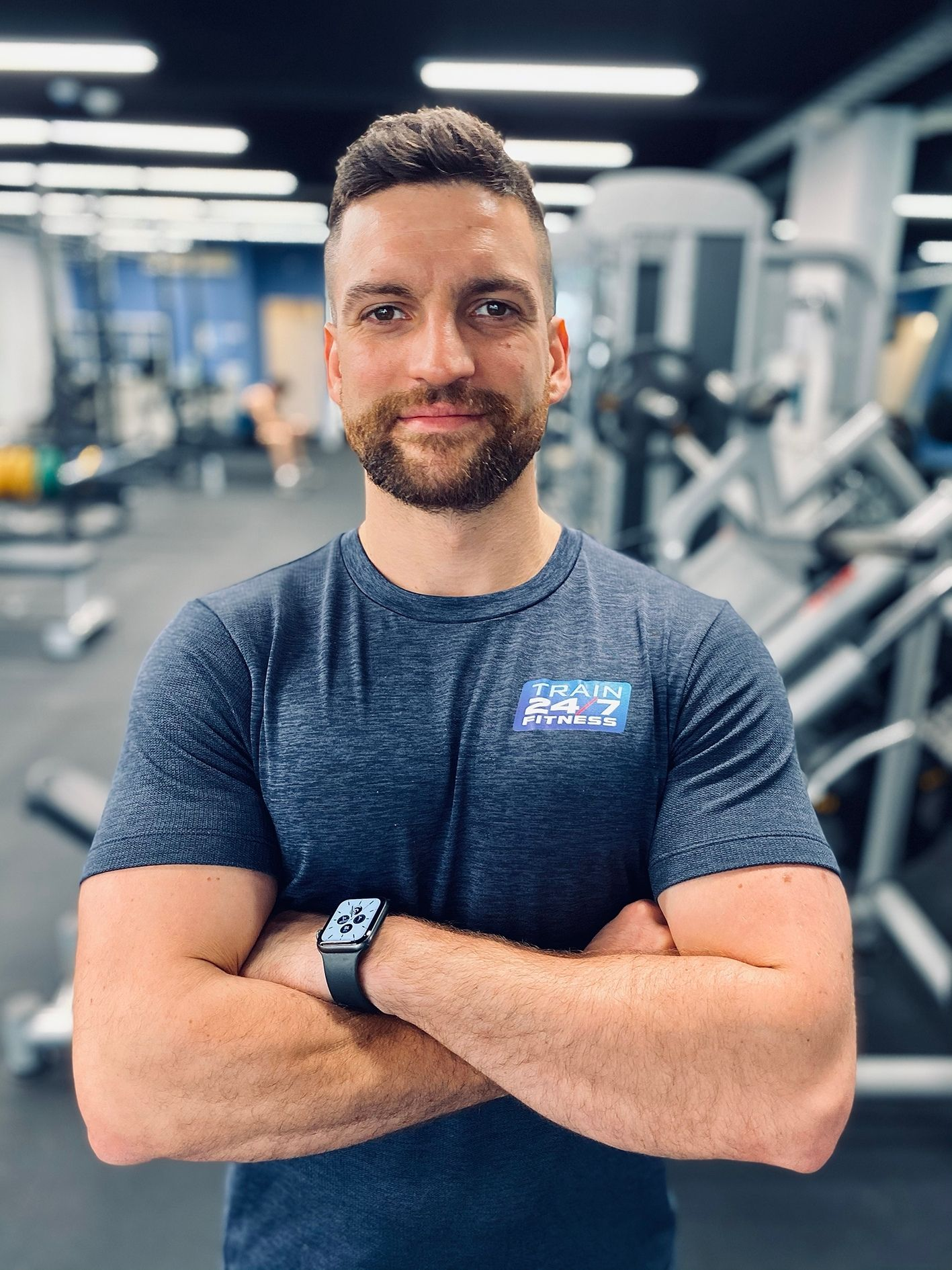John Gomes Train 24/7 Fitness