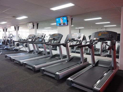 Upstairs Fitness Gym