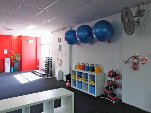 Training room Gym