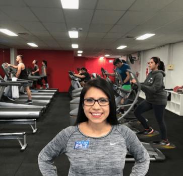 Adriana 24 7 fitness