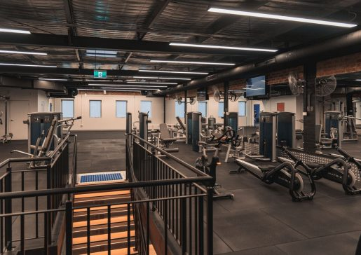 Lower Body Machines train 24/7 fitness kew
