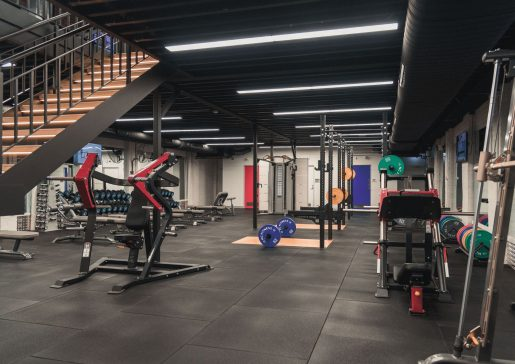 Squat Racks train 24/7 Fitness Kew