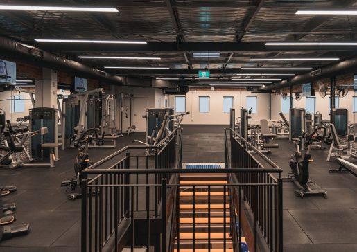 Weighted Machines Train 24/7 Fitness Kew