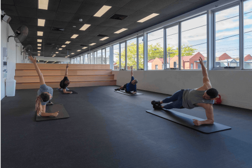 pilates richmond gym
